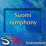 Suomi - Symphonic Poem For Orchestra -all parts movement 2